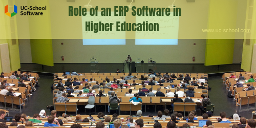 role of an erp software