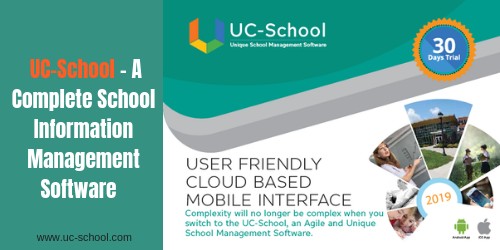 Uc School A Complete School Information Management Software