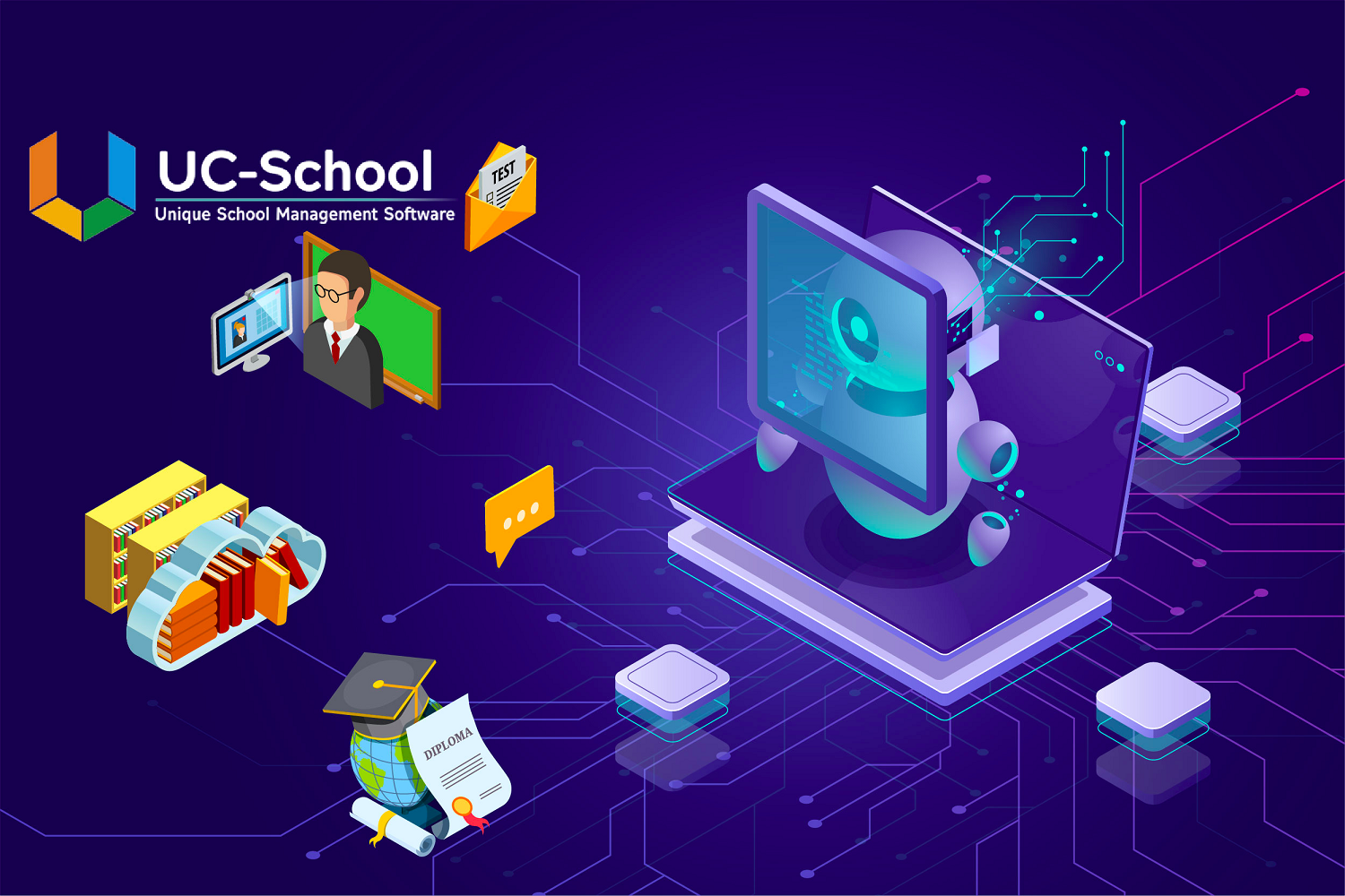 ARTIFICIAL INTELLIGENCE IN SCHOOL MANAGEMENT SOFTWARE